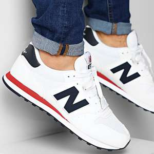 Chaussures New Balance 500 - Blanc, Diverses tailles