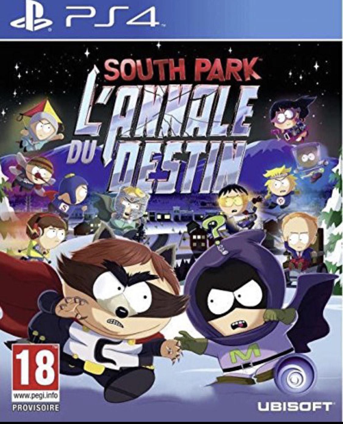 South Park: L'Annale du Destin sur PS4 (Vendeur Tiers)