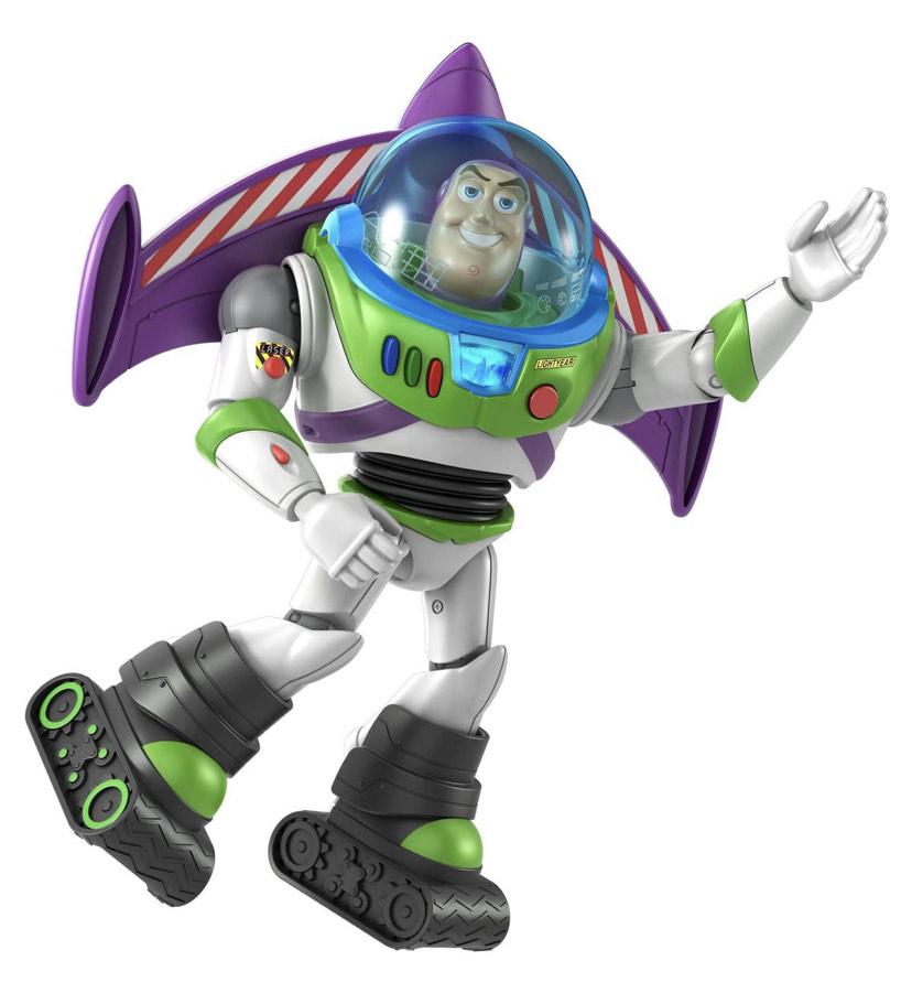 Jouet Toy Story - Buzz l'éclair Super Armure (Via 14,95€ sur carte de fidélité)