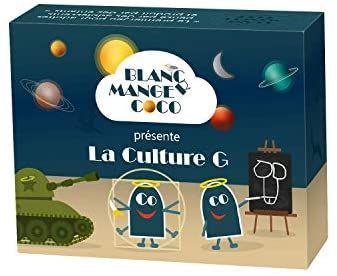 Jeu de société Blanc Manger Coco - Extension n°7 - La Culture G - 200 cartes