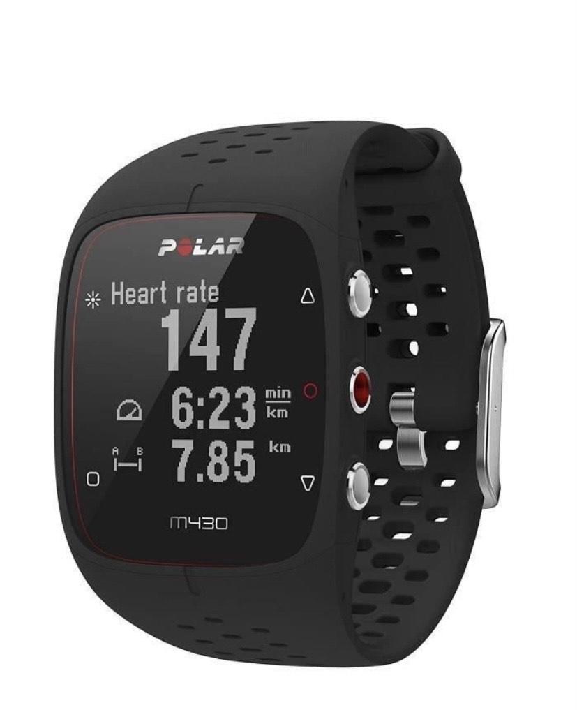 Montre running GPS Polar M430