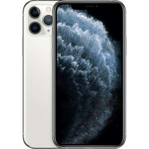 """Smartphone 5.8"""" Apple iPhone 11 Pro MWC32ZD/A - 64 Go, Argent"""