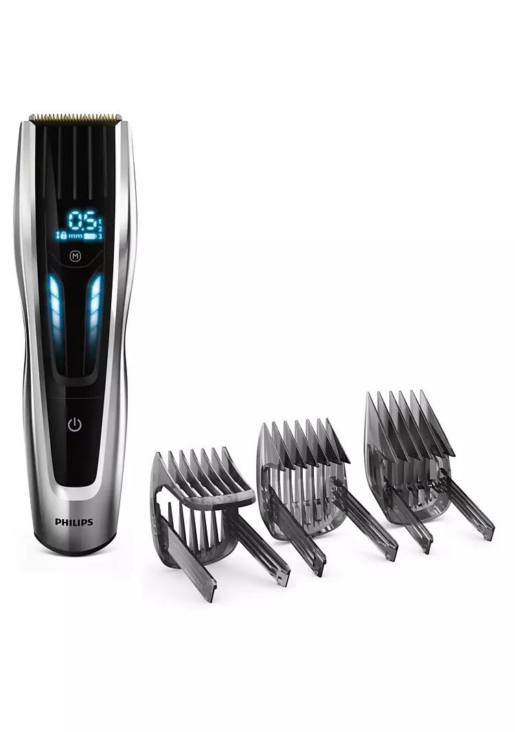 Tondeuse cheveux Philips HC9450/15 Series 9000 avec sabots motorisés