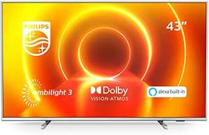 "TV 43"" Philips 43PUS7855 - 4K UHD"