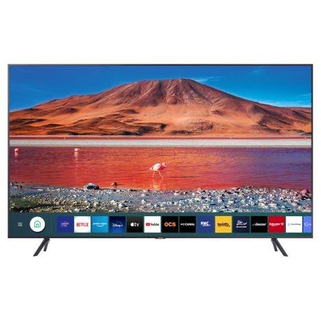 "TV 70"" Samsung 70TU7125 - LED 4K UHD Smart TV"