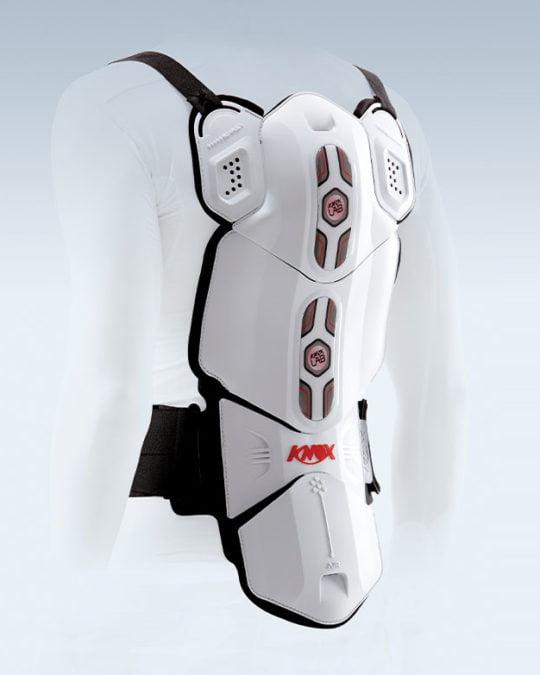 Dorsale Moto Knox armour Meta-Sys (planet-knox.com)