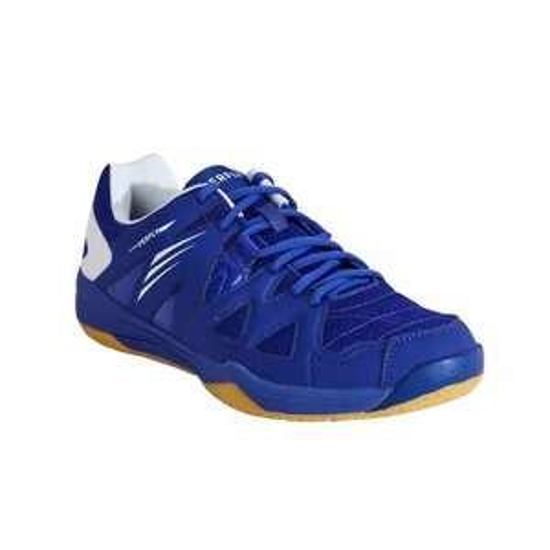 Chaussures de badminton pour Homme BS530 - Bleu (Retrait magasin uniquement)