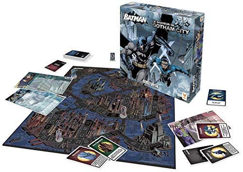 Jeu de Société Batman Le Sauveur de Gotham (Topi Games)