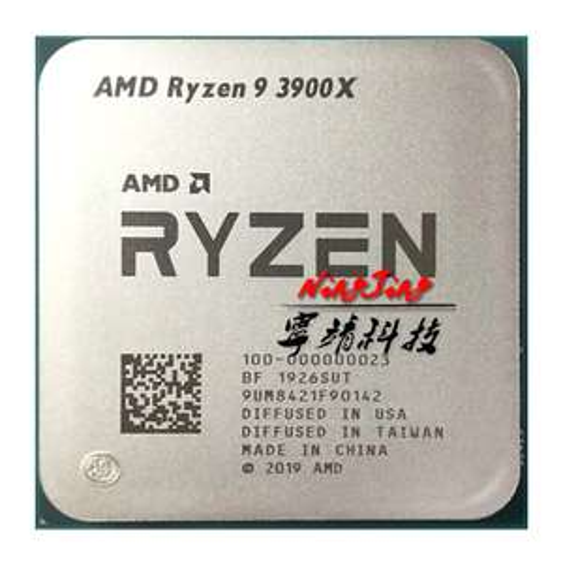 Processeur AMD Ryzen 9 3900X (occasion)