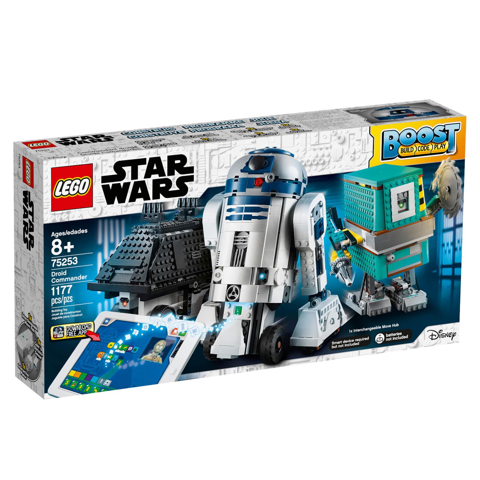 Jeu de Construction Lego Star Wars: Commandant des droïdes