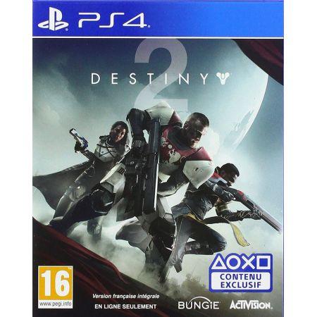 Destiny 2 sur PS4