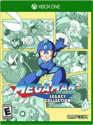Megaman Legacy Collection sur Xbox One