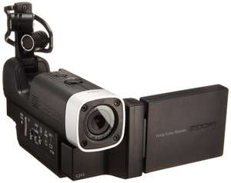 Enregistreur Audio Vidéo portable Zoom Q4