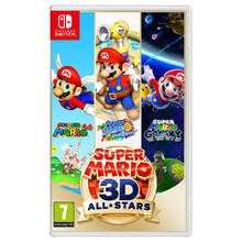 Sélection de jeux en promotion sur Nintendo Switch - Ex : Super Mario 3D All Stars