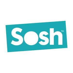 [Nouveaux Clients] Forfait mobile Sosh : Appels/SMS/MMS illimités + 80 Go DATA / 12 Go Europe (Sans engagement, ni condition de durée)