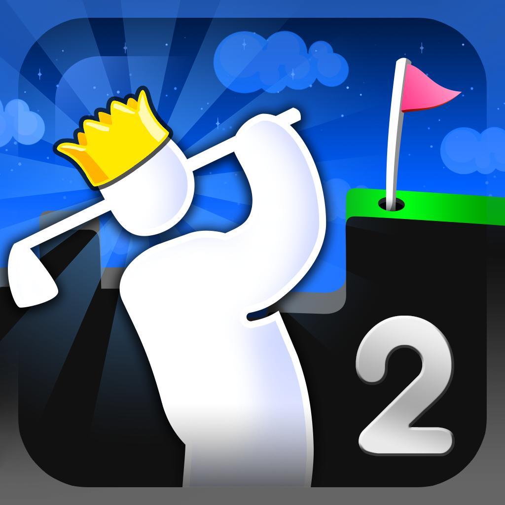 Super Stickman Golf 2 gratuit sur iOS  (au lieu de 2.99€)