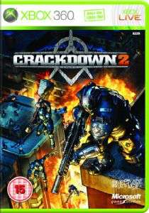 Crackdown 2 sur XBOX 360