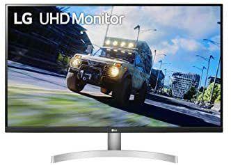 """Ecran PC 32"""" LG Ultrafine 32UN500 - 4K UHD, Dalle VA, 60 Hz, 4 ms, FreeSync"""