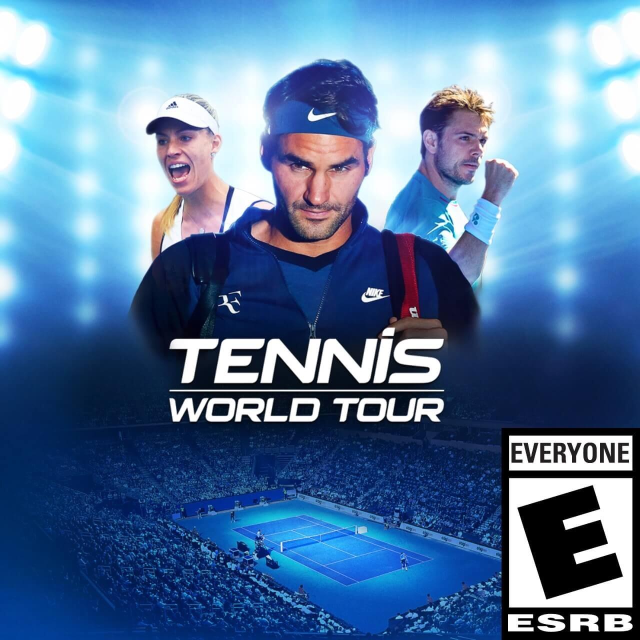 Un jeu au choix offert pour l'achat d'un produit WD_Black parmi une sélection - Ex : Tennis World Tour sur PC (Dématérialisé - Steam)