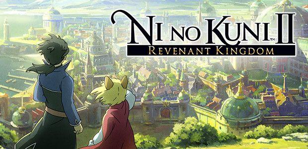 Ni no Kuni II: Revenant Kingdom sur PC (Dématérialisée - Steam)