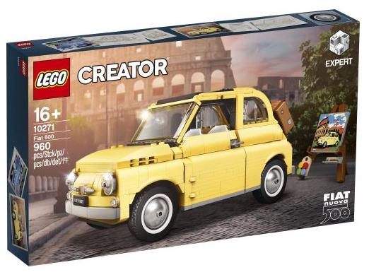 LEGO Creator Expert 10271 - Fiat 500 (Vendeur tiers)