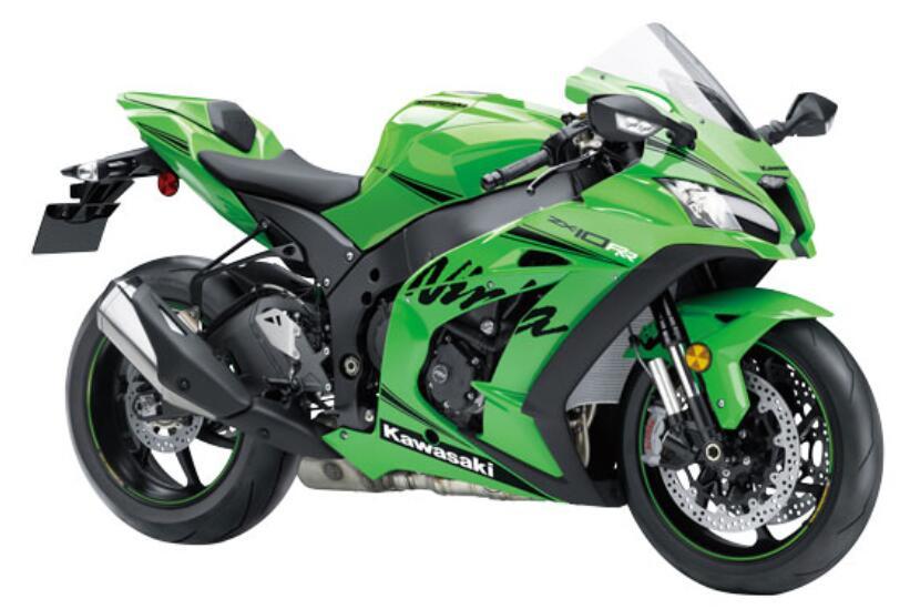 Sélection de motos Kawasaki en promotion - Ex : Ninja ZX-10RR (kawasaki.fr)