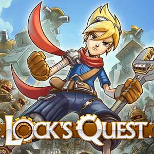 Lock's Quest sur Android