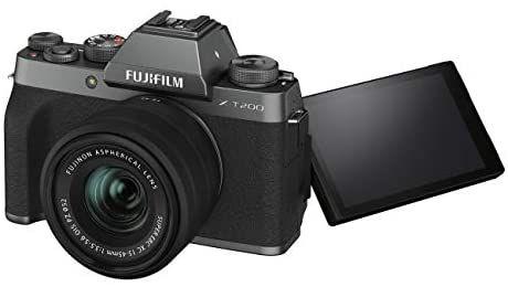 Appareil photo numérique hybride Fujifilm X-T200 - 24MP + Objectif XC15-45mm F3.5-5.6 OIS PZ