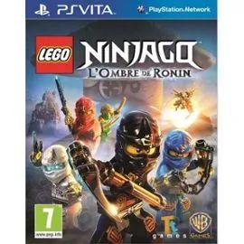 Lego Ninjago : L'Ombre de Ronin sur PS Vita (+ 0.7€ en Rakuten Points)