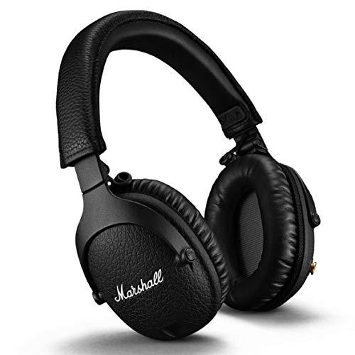 Casque audio sans fil à réduction de bruit active Marshall Monitor II ANC - Bluetooth
