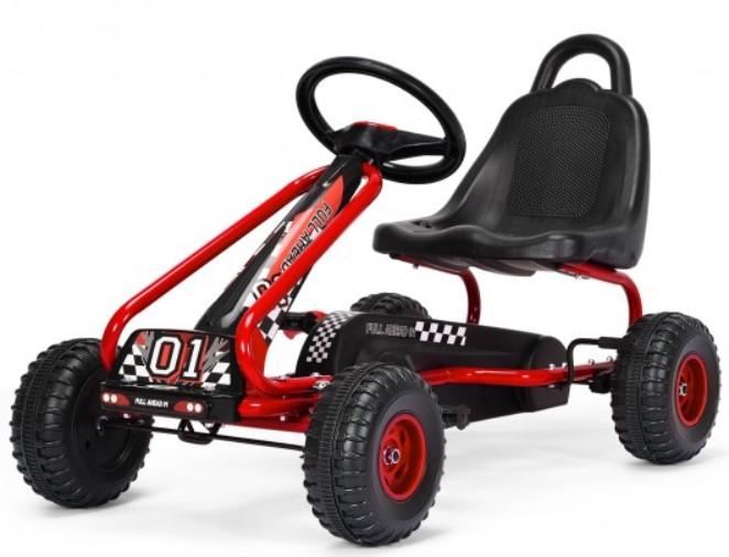 Kart a pédales Costway pour Enfants