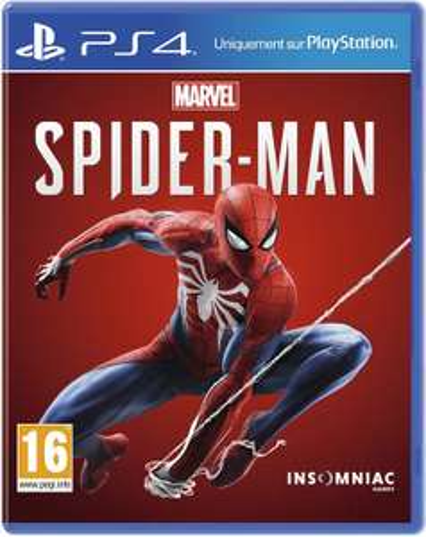 Marvel's Spider-Man sur PS4 - Chartres (28), Villeneuve la Garenne (92)