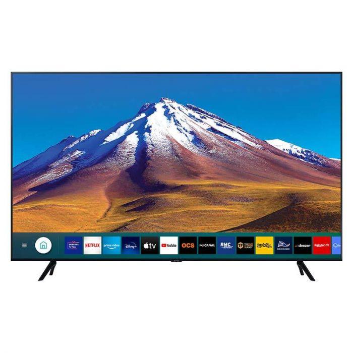 "TV 50"" Samsung 50TU7025 - 4K"