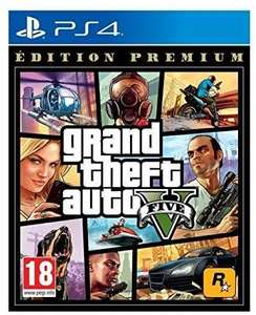 GTA Premium Edition sur PS4 ou Xbox one - Chartres (28)