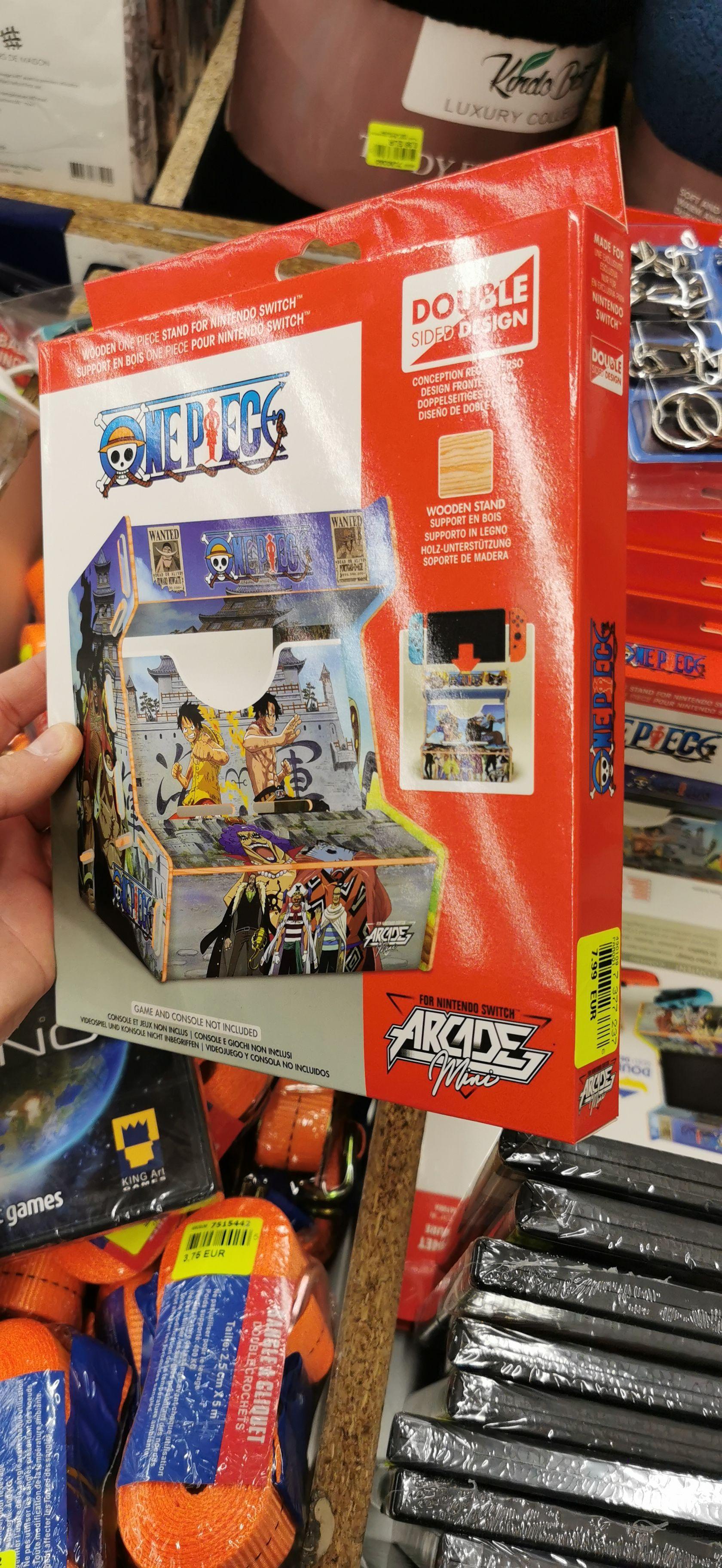 Arcarde mini pour Nintendo Switch - Parthenay (79)
