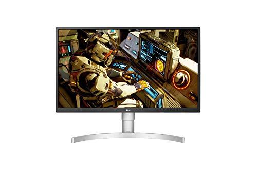 "Ecran PC 27"" LG UltraFine 27UL550-W - IPS, UHD 4K, 3840x2160, 5ms, sRGB 98%, HDR, FreeSync, Ajustable Hauteur, Pivotable"