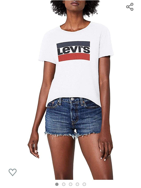 T-Shirt FemmeLevi's Sportswear Logo Graphic - Taille S