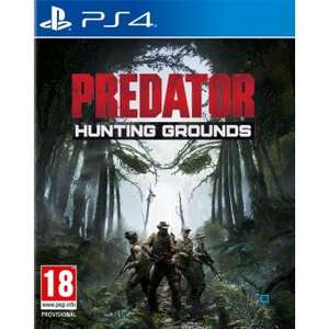 Predator: Hunting Grounds sur PS4