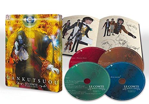 Coffret Blu-ray Gankutsuou Le Comte de Monte-Cristo - Intégrale (Collector)