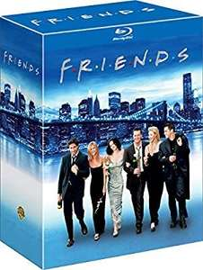 Blu-Ray Friends Saison 1-10 - Collection complète