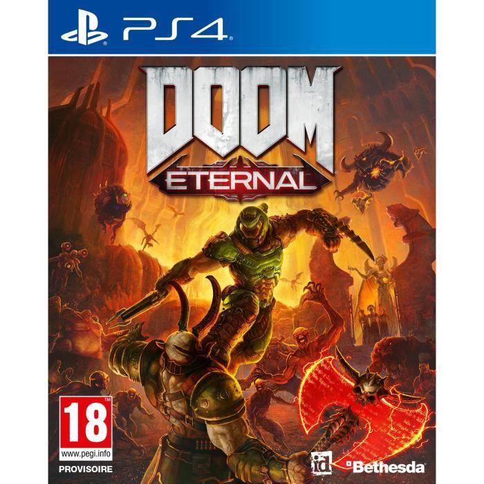 Doom Eternal sur PS4 (Via Coupon)