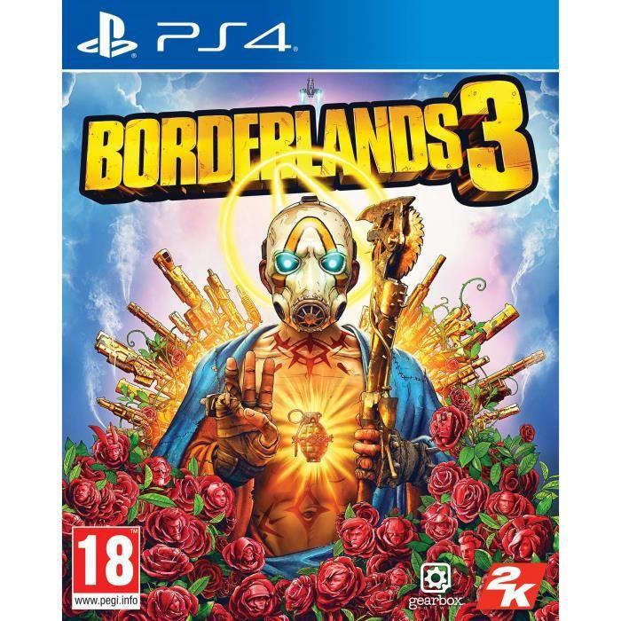 Borderlands 3 (livraison incluse) / Gratuit pour les membres Cdiscount à volonté