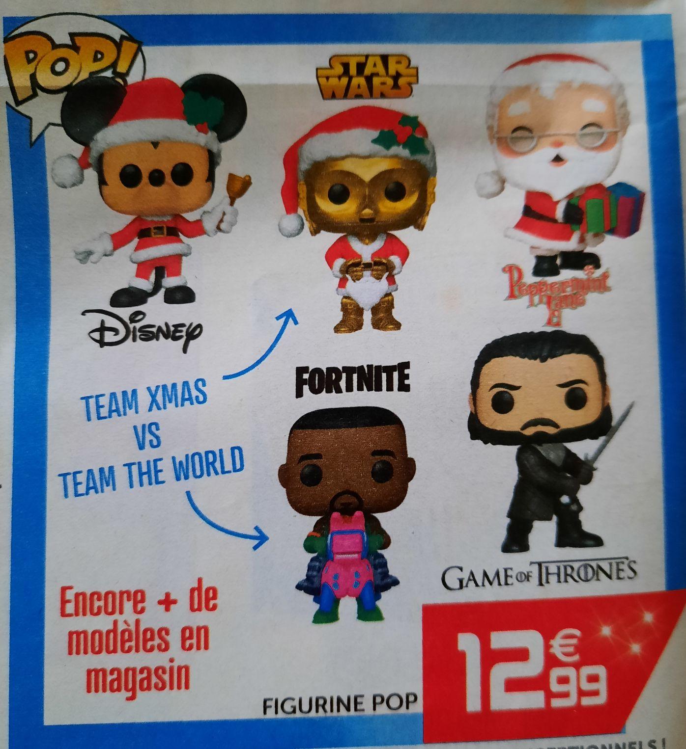 Sélection de figurines Funko Pop