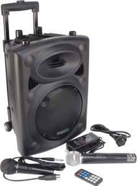 Enceinte sono portable Ibiza Port 8 VHF