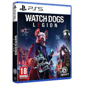 Watch Dogs Legion sur PS5