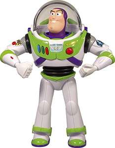 Figurine Lansay Toy Story 4 - Buzz l'Eclair Personnage Electronique Figurine- 64451