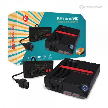 Console RetroN HD Hyperkin - Noir