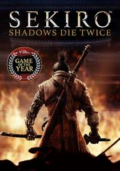 Sekiro: Shadows Die Twice - GOTY Edition sur PC (Dématérialisé - Steam)