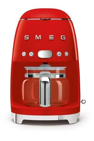 Cafetière Smeg DCF02RDEU - Rouge