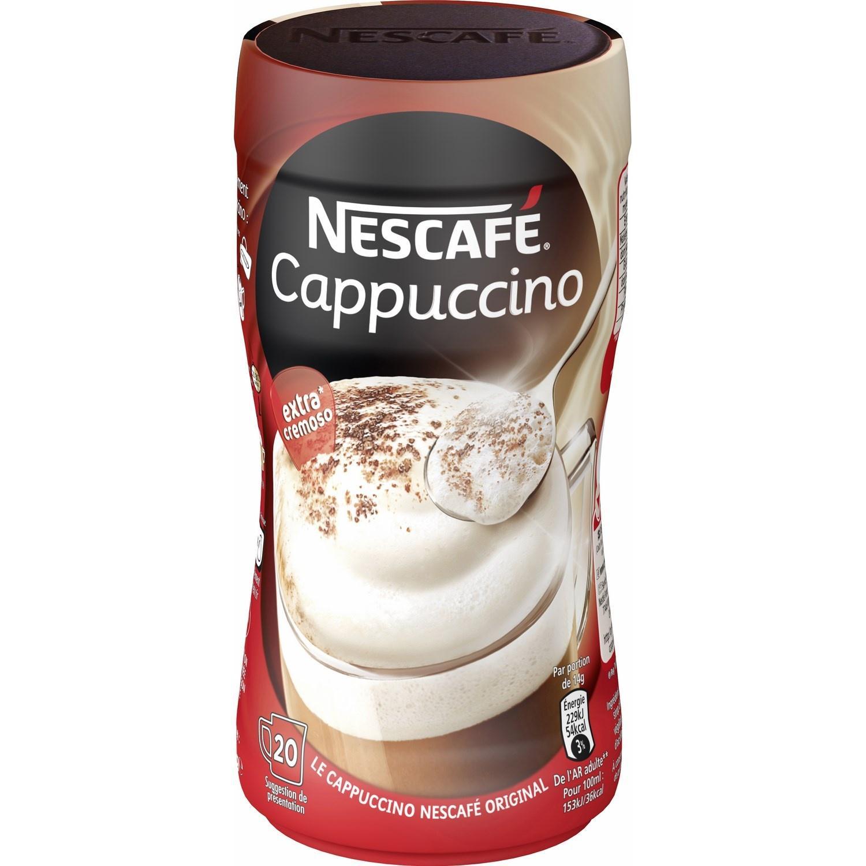2 Boîtes de la gamme nescafé cappuccino (via BDR)